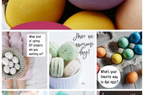 Free Social Media Images for Spring