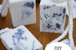 DIY Soap on a Rope – Handmade Gift for Men
