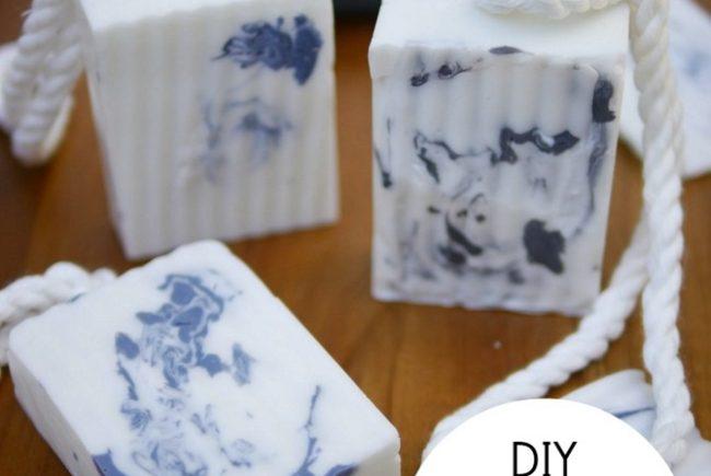 DIY Soap on a Rope – Handmade Gift for Men