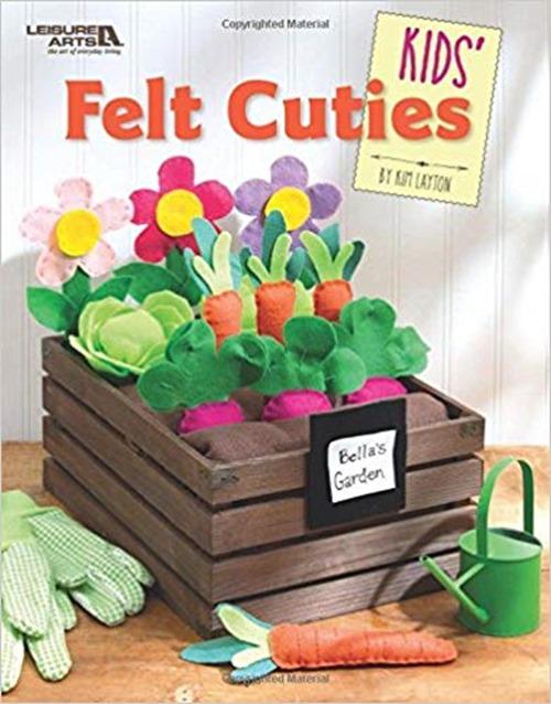 Kids Felt Cuties by Kimberly Layton