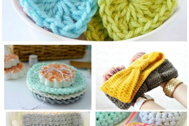 7 Easy Crochet Patterns for Gifts {Great for Beginners}