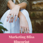 Marketing Bliss Blueprint for Etsy Sellers and Creative Gurus {FREE GUIDE}