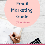 10 Email Marketing Tips and Ideas for Your Etsy Business {Free Guide Download}