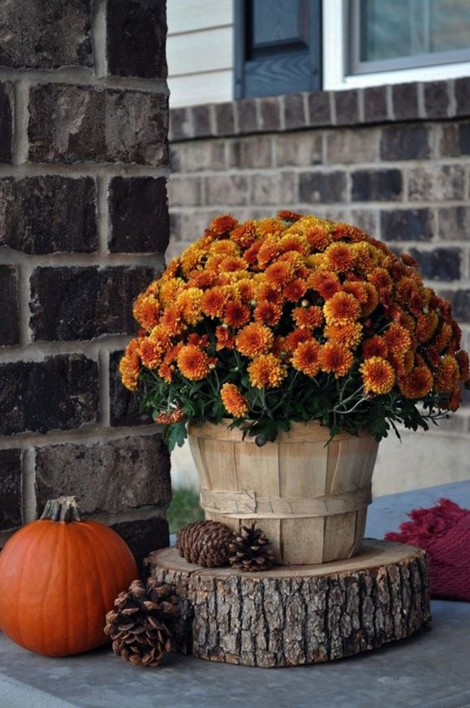 DIY Fall Decor for Your Front Porch - Pumpkin Love