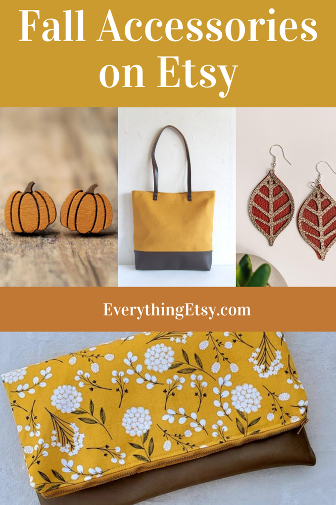 Fall Accessories on Etsy - Beautiful Finds - EverythingEtsy.com