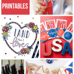 4th of July Party Printables - 12 Free Downloads - EverythingEtsy.com