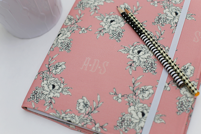 Notebook Cover Sewing Tutorials on EverythingEtsy
