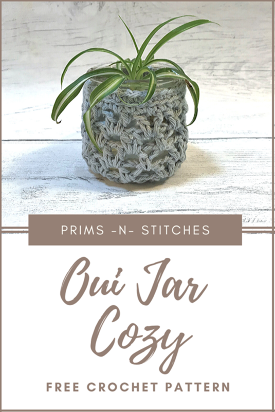 15 DIY Gifts for Plant Lovers - Oui Jar Cozy - EverythingEtsy