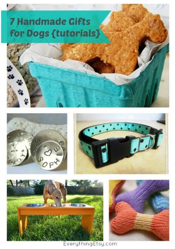 Handmade Gifts for Dogs - Everything Etsy