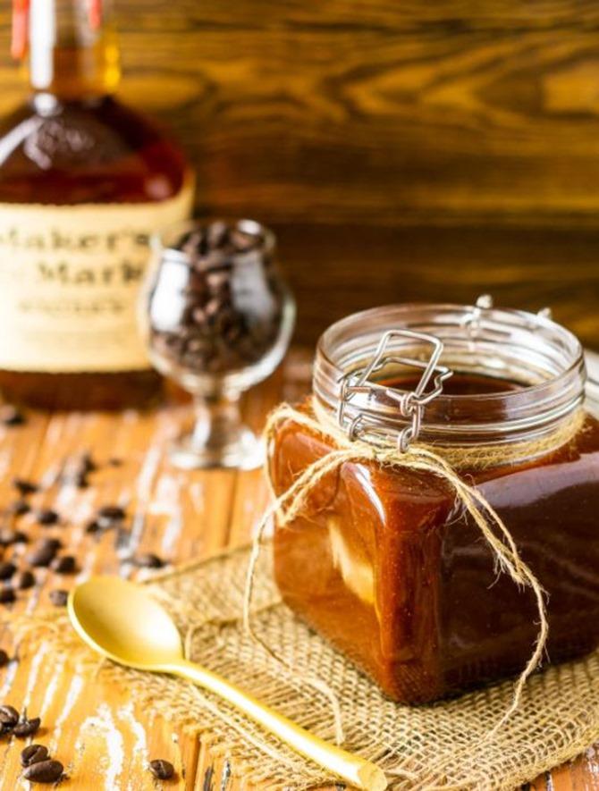 Boozy Handmade Gifts - Coffee and Bourbon BBQ Sauce