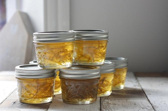 Boozy Handmade Gifts - Gin and Lime Marmalade