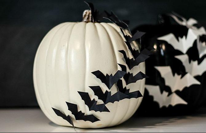 DIY Bat Decorations - Halloween Inspiration, Tutorials, Fun Ideas and More - Everything Etsy
