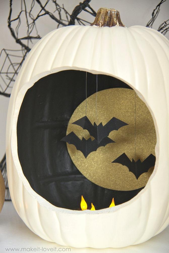 DIY Bat Decorations - Halloween Inspiration, Tutorials and Ideas - Everything Etsy