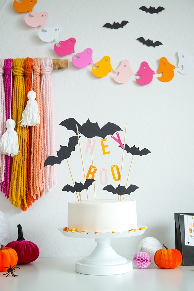 DIY Bat Decorations - Inspiration, Printables, Party Decor and More - Everything Etsy