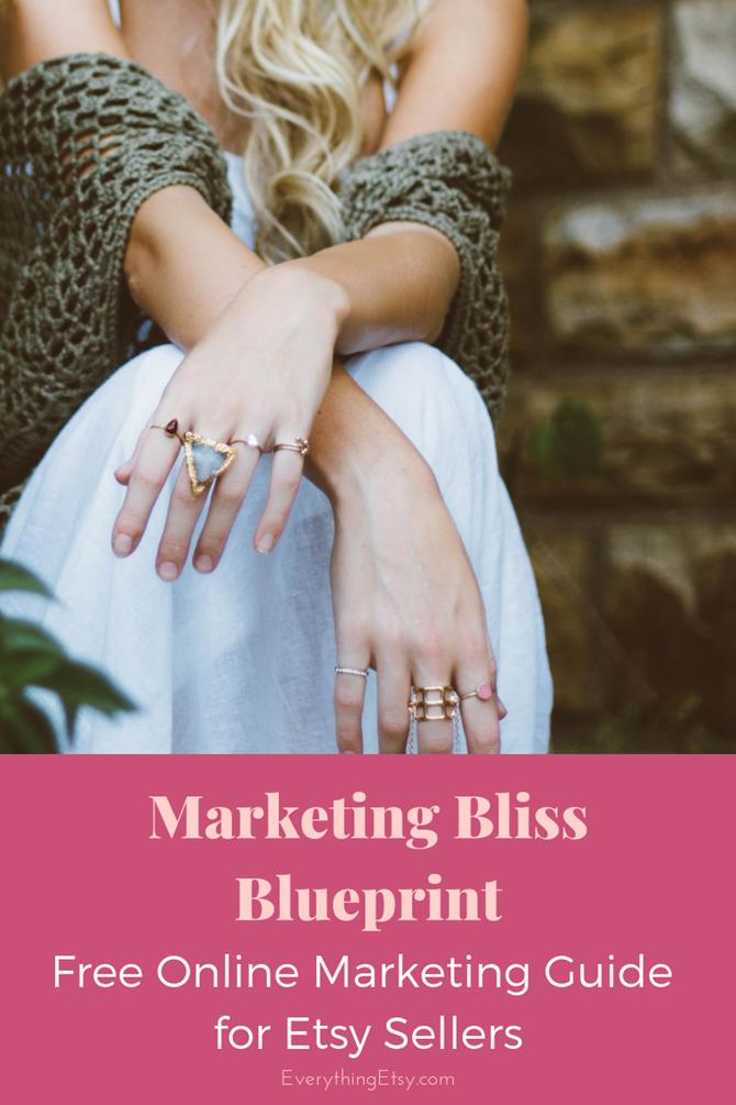 Etsy Business - Marketing Bliss Blueprint - Everything Etsy