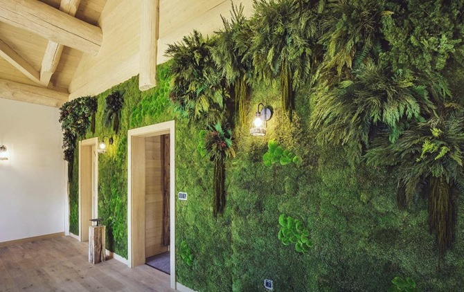moss wall DIY wall art - Everything Etsy